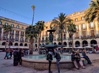 barcelona-weekend-placa-reial